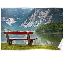 Hallstatt in Austria-003 Poster