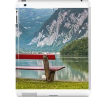 Hallstatt in Austria-003 iPad Case/Skin