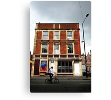 The old print shop Canvas Print