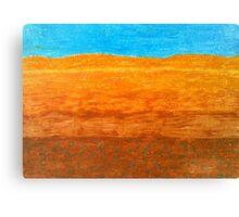 Serene Scape Canvas Print