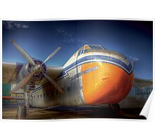 Bristol Freighter A81-1 Poster