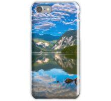 Hallstatt in Austria-004 iPhone Case/Skin