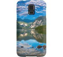 Hallstatt in Austria-004 Samsung Galaxy Case/Skin
