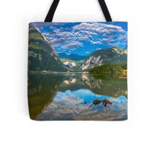 Hallstatt in Austria-004 Tote Bag