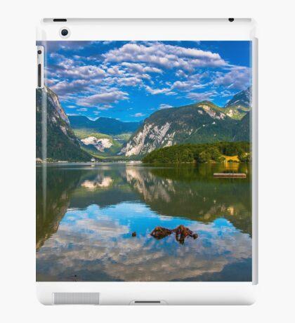 Hallstatt in Austria-004 iPad Case/Skin