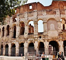 The Colloseum by ClaudineAvalos