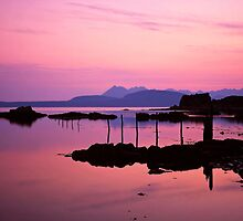 Sunset, Isle of Skye by Mark Smart