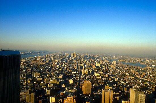 Manhattan by Mark Prior