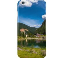 Hallstatt in Austria-005 iPhone Case/Skin