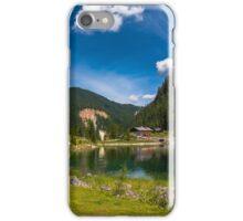Hallstatt in Austria-005 iPhone Case/Skin
