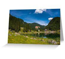 Hallstatt in Austria-005 Greeting Card