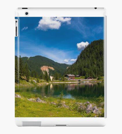 Hallstatt in Austria-005 iPad Case/Skin