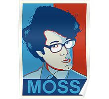 Moss | The IT Crowd Poster