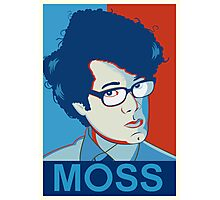Moss | The IT Crowd Photographic Print
