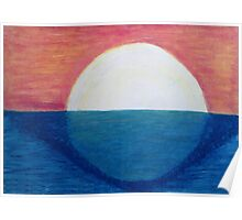 Sunset Sunrise Poster