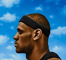 Drake(LeBron) by BradenBergren
