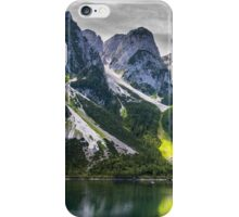 Hallstatt in Austria-007 iPhone Case/Skin
