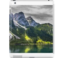 Hallstatt in Austria-007 iPad Case/Skin