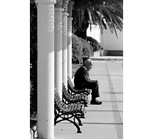 """""""So Lonely"""" Photographic Print"""
