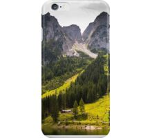 Hallstatt in Austria-009 iPhone Case/Skin