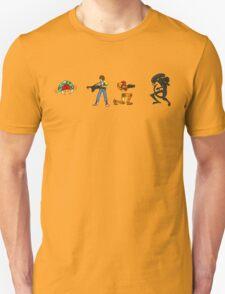 Crossed Paths Unisex T-Shirt