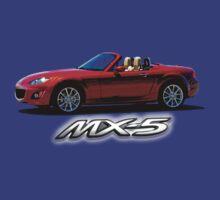 Mazda MX-5 Miata by Paul Gitto