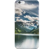 Hallstatt in Austria-010 iPhone Case/Skin