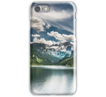 Hallstatt in Austria-010 iPhone Case/Skin