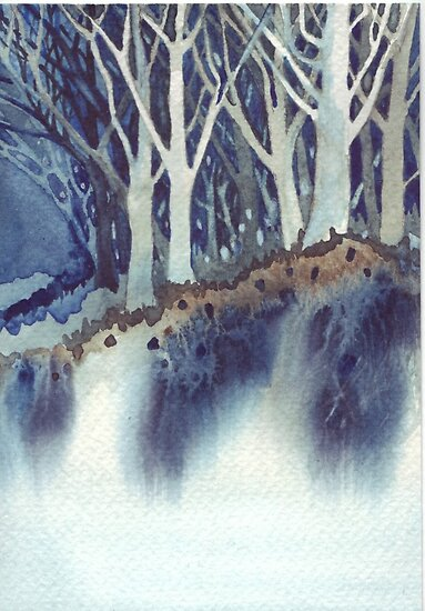 Dark Woods by Val Spayne