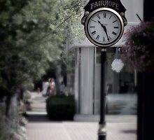 Fairhope Clock by Anita  Smith