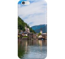 Hallstatt in Austria-011 iPhone Case/Skin