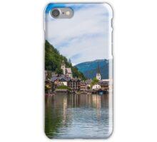 Hallstatt in Austria-011 iPhone Case/Skin