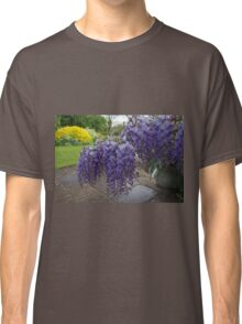 Wisteria in Spring Classic T-Shirt