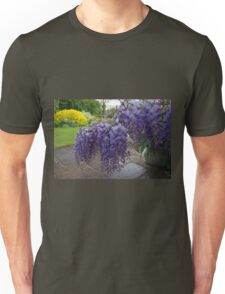 Wisteria in Spring Unisex T-Shirt