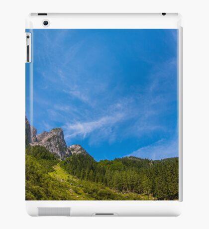 Hallstatt in Austria-012 iPad Case/Skin