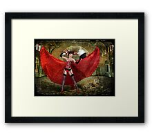 Magic & Mystery Framed Print