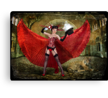 Magic & Mystery Canvas Print