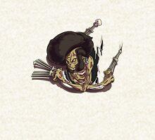Beware of the Afro Ninja Zombie Hoodie