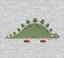 Christmasaurus Kids Clothes