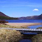 Iridescent Loch Muick by johnbanchory