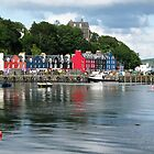 Tobermory Harbour  by johnbanchory