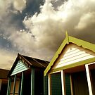 Beach Huts by Vicki Spindler (VHS Photography)