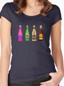 Beer Beer Beer Women's Fitted Scoop T-Shirt