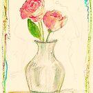 Fleurs Pour Martine by robynfarrell