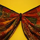 Turkish Quilt butterfly by Karue