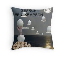 Office art Throw Pillow