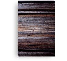 Lineswood Canvas Print