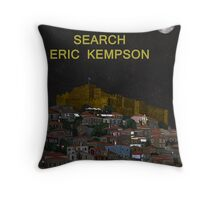 continental art Throw Pillow