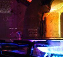 Pot on Fire by Omar Al Nimer
