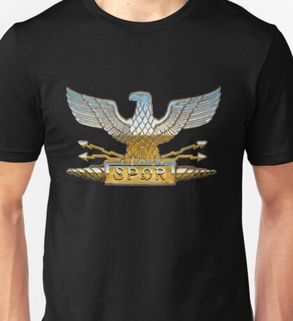Legion Eagle Chrome Unisex T-Shirt